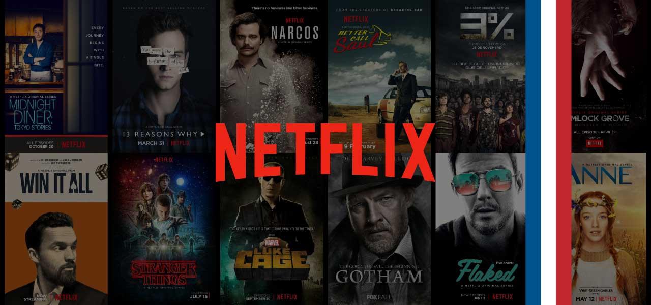Como ter acesso a mais filmes franceses na Netflix?