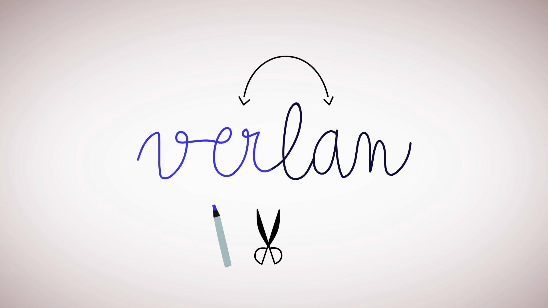 Le verlan, language familier français