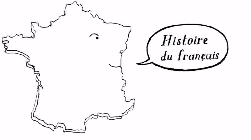 origines de la langue française