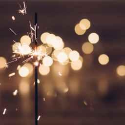 Écrire Bonne Année dans différentes langues
