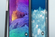 Samsung Unveils not only the Note 4 but also the Note Edge