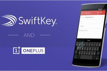 SwiftKey will come Pre-Installed on the next CyanogenMod 11S OTA for the OnePlus