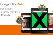 Google Play Music Family Plan is now available $14.99 per month for six users
