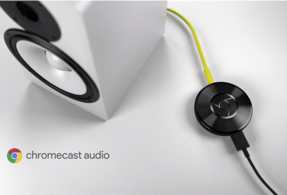 Chromecast Audio now has support for Multi-Room Streaming