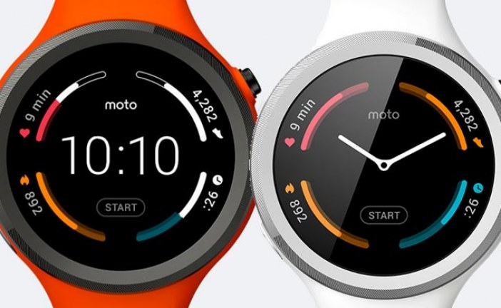 Moto 360 Sport launching Jan 7th in US and Dec 18th in UK and France