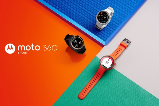 Moto 360 Sport Now Available for $299 in the US