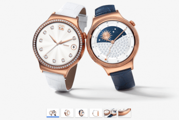 Huawei Watch for Women pops up in the Google store