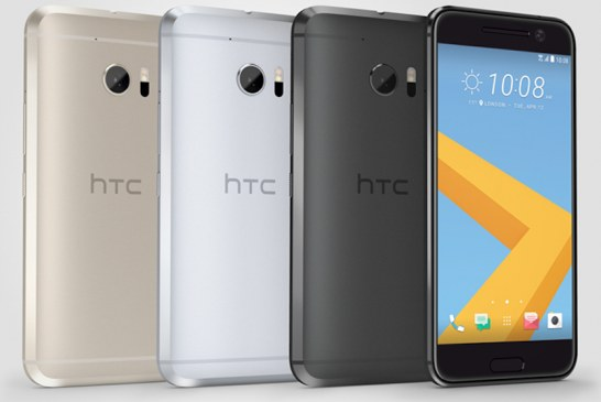 HTC Unleashes the Power of 10 with the HTC 10