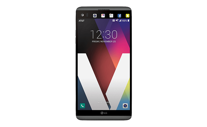 LG's First Smartphone with Android Nougat Coming to AT&T