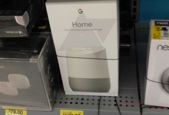 """Walmart Did it again and puts """"Google Home"""" on store shelves early"""