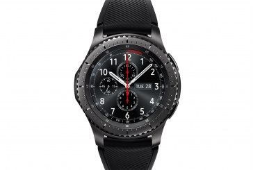 Samsung Gear S3 frontier Now Available for Preorder at AT&T