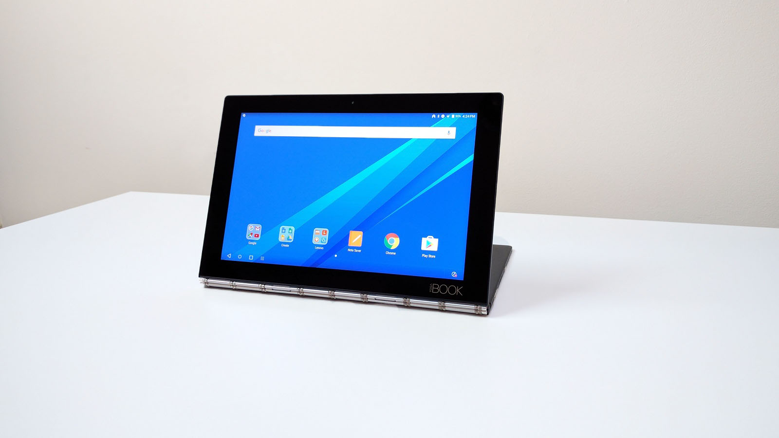 Lenovo Yoga Book Review Most Innovative Android Tablet This Year Talk Android News