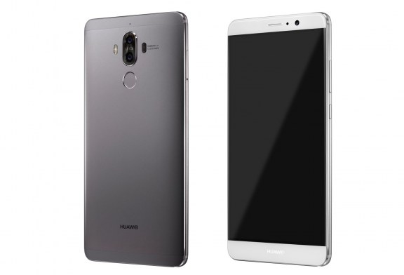 Huawei Unveils the Mate 9 at CES Featuring Alexa from Amazon