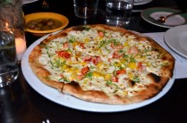Spicy Lobster Pizza