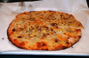 White Clam Pizza #1 in US