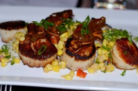 Washington Prime Seared Scallops
