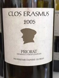 Clos Erasmus 2005