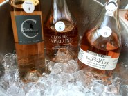 Provence Rosé in the tasting 2