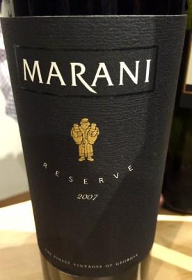 Marani Reserve