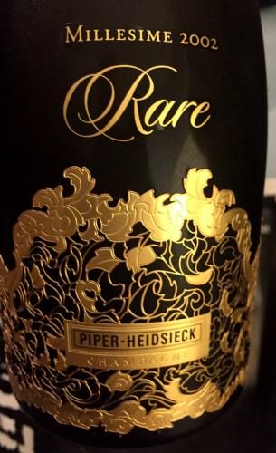 Piper-Heidsieck Millisime Rare