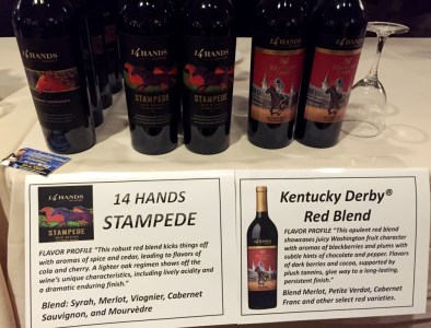 14 Hands Winery Red Blends