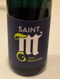 Saint M Riesling