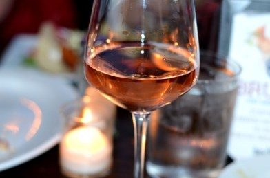 La Galope Rosé at the Sign of the Whale