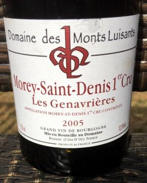 Domaine Des Monts Luisans