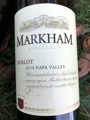 Markham Merlot
