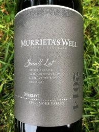Murrieta's Well Merlot