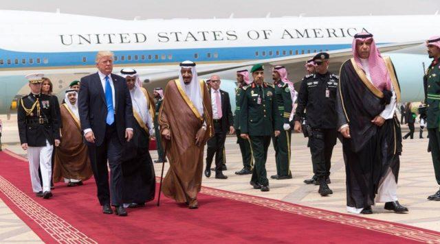 Trump delivered a good speech in Saudi Arabia