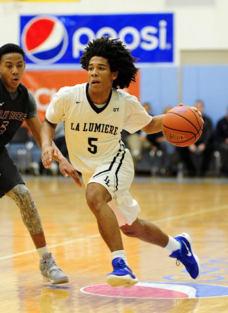 University of Memphis Tigers offer 2019 five-star point guard
