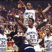 #ThrowbackThursday interview TalkBackLive's Bob, Josh, & @JusticeSBolden Interview Memphis Tigers Legend William Bedford