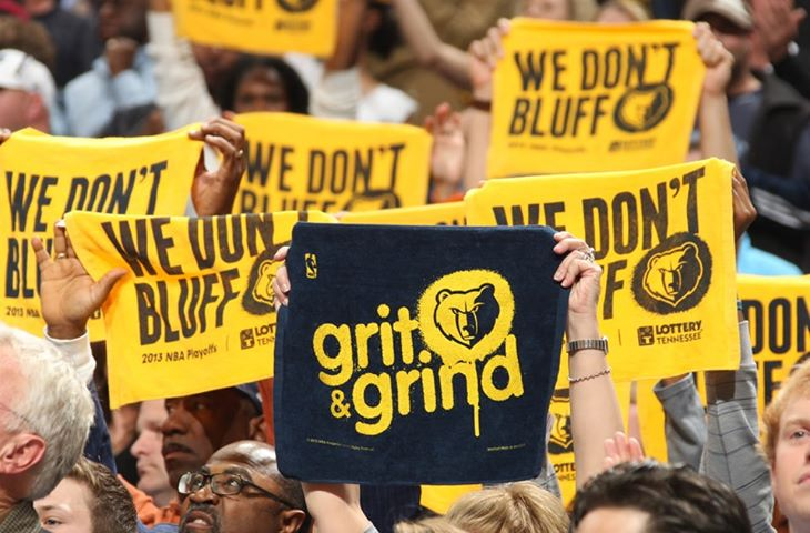 Grit and Grind - The Culture of a City
