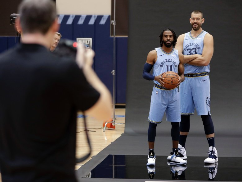 Back 2 Good? - A Preview of the 2018-2019 Memphis Grizzlies