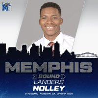 Standout ACC Freshman Landers Nolley is officially a Memphis Tiger