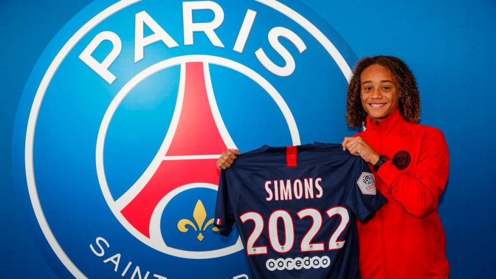 PSG Signed Xavi Simons From Barca On A Free Transfer