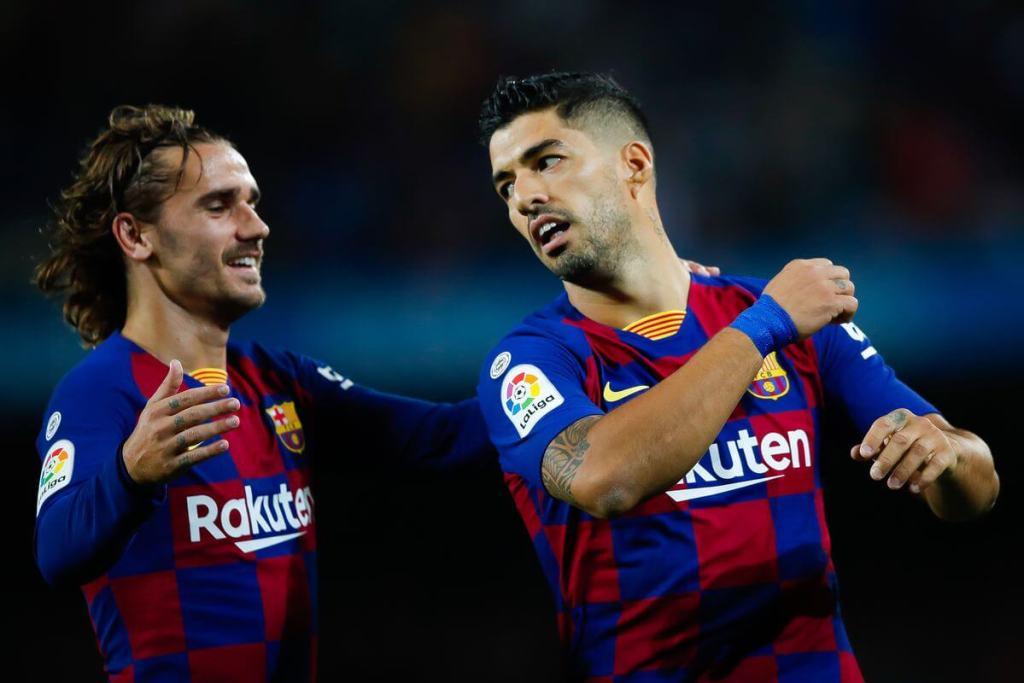 FC Barcelona - Suarez Griezmann Duo