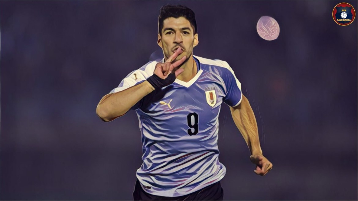 FC Barcelona International Break – November 2019 - Luis Suarez