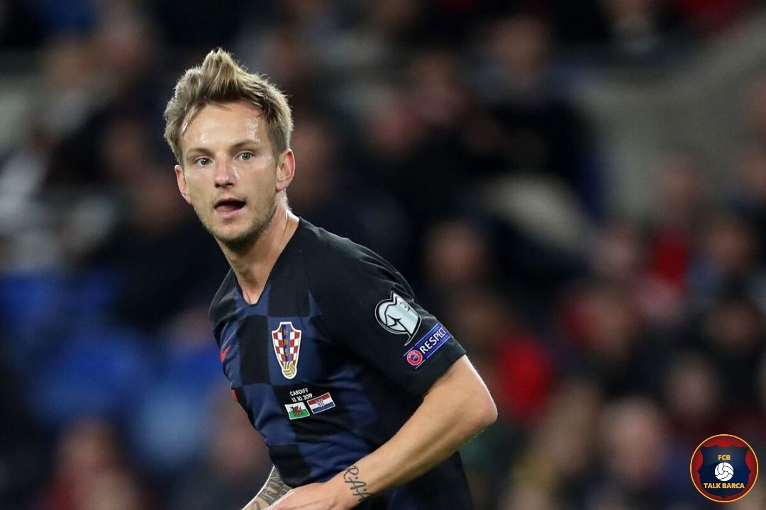 Ivan Rakitic International Career with Croatia