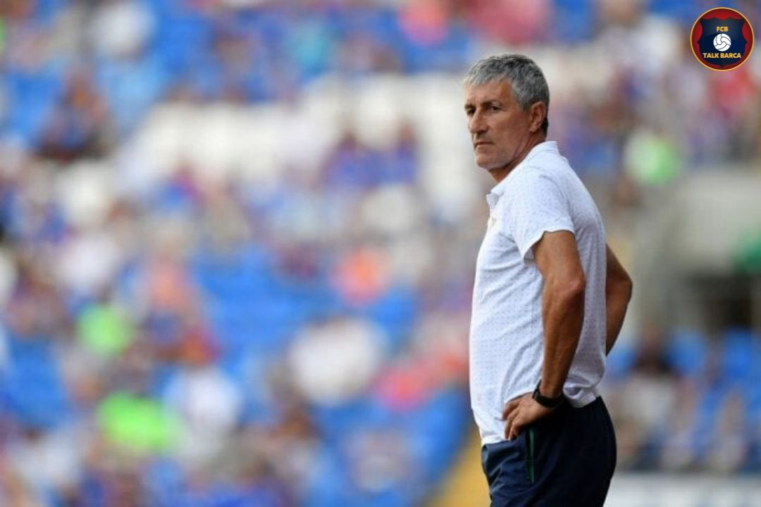 Quique Setien - The Best Possible Candidate To Replace Valverde as Barcelona Manager
