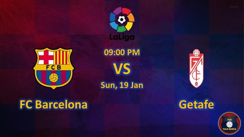 Barcelona vs Granada January Preview - La Liga 2019-20