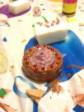 More cakes by Zander.