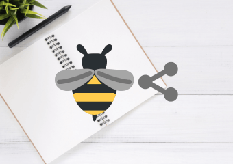 Increase Social Shares for Your Blog Posts With Viral Content Bee