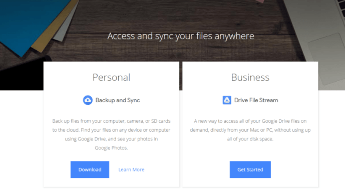 Google Drive Features: Sync Your All Files