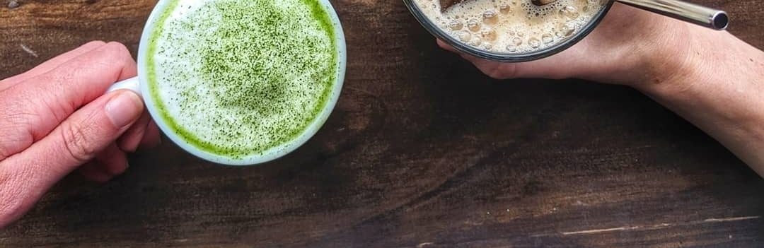 How to make matcha milk tea
