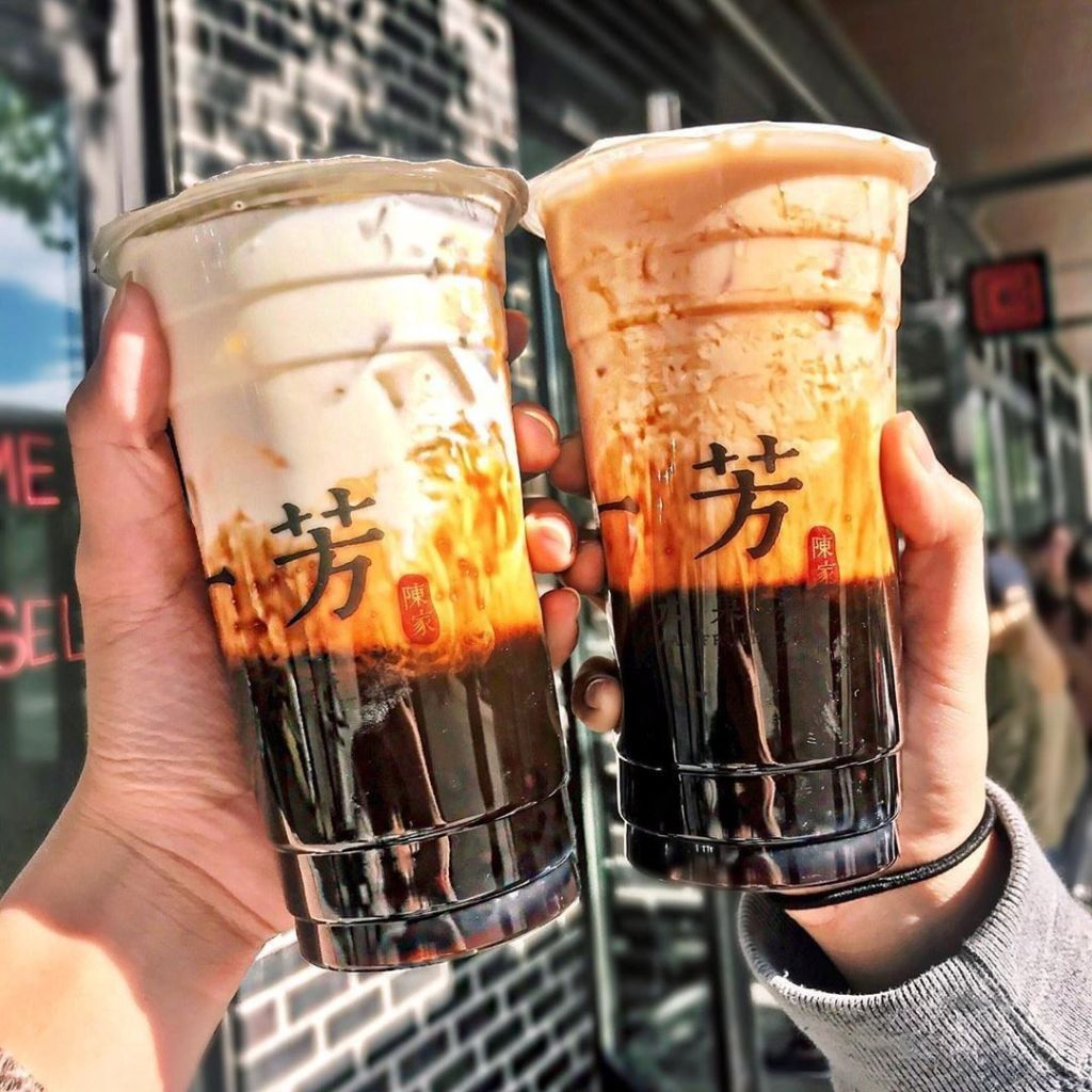 Brown Sugar Pearl Milk Tea
