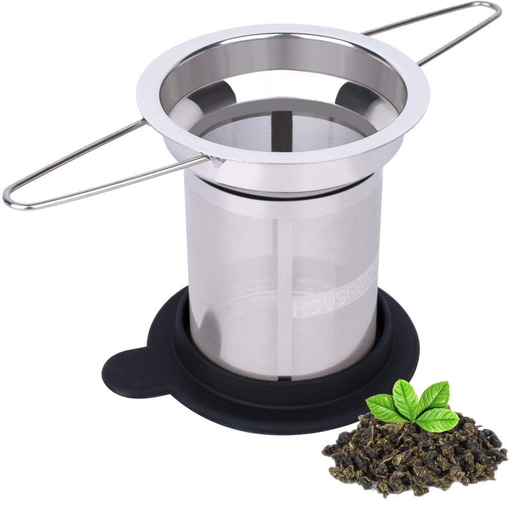Stainless Steel Fine Mesh Infuser
