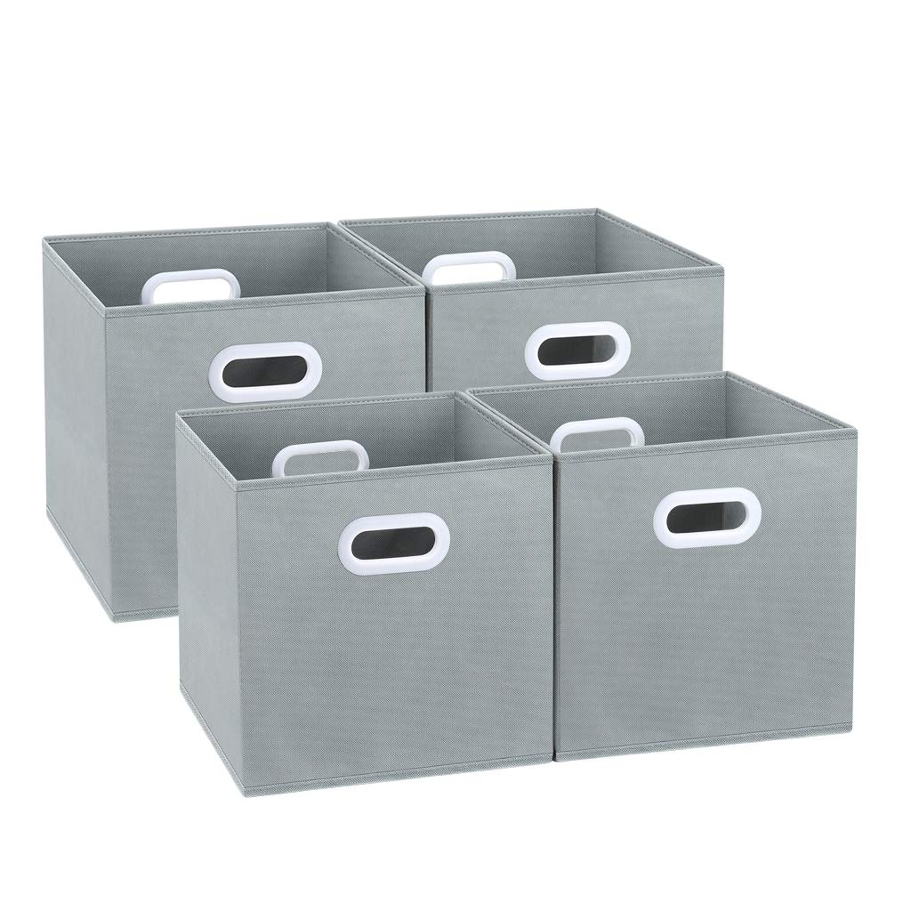 Foldable Cube Storage Bins