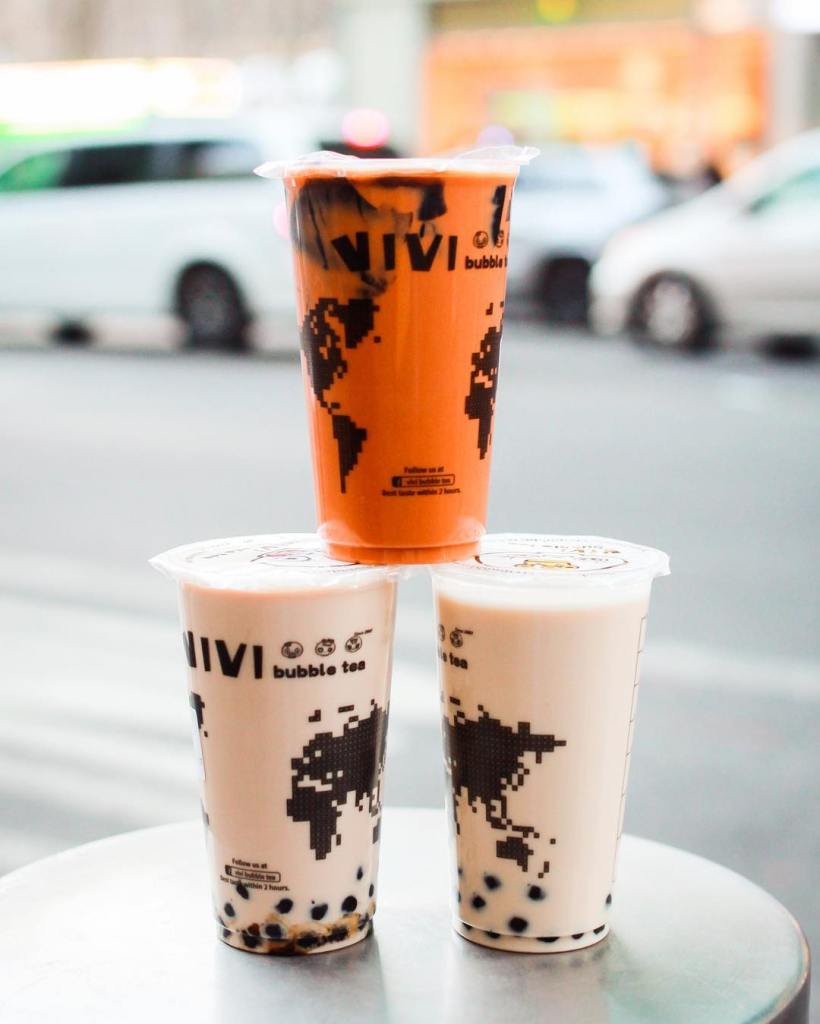 Vivi Bubble Tea in New York
